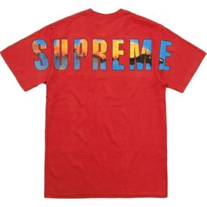SUPREME crash tee